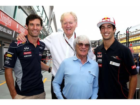 Fórmula 1. Gran Premio de Singapur: Vettel de paseo, Alonso al límite