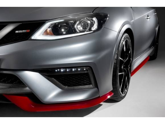 Nissan Pulsar Nismo Concept, se lo guardaban para París