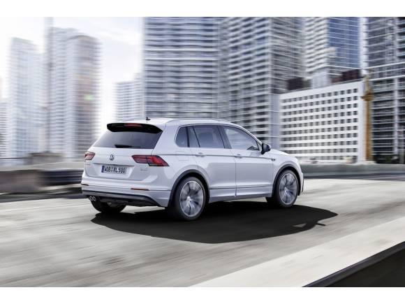 Nuevo Volkswagen Tiguan 2016, el próximo superventas