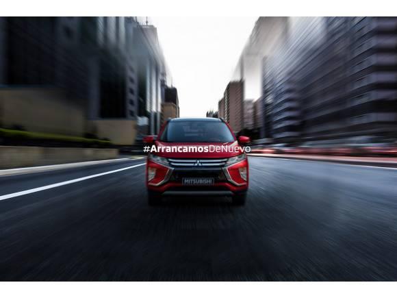 Si compras un Mitsubishi ahora no pagas hasta 2021