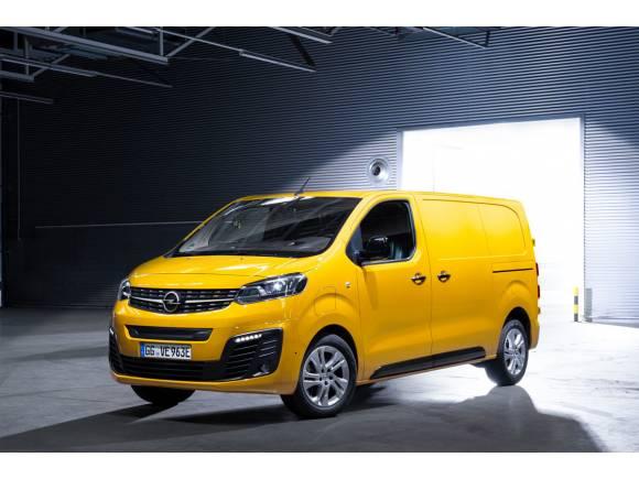 Prueba Opel Vivaro-e: te contamos todo sobre la furgoneta eléctrica