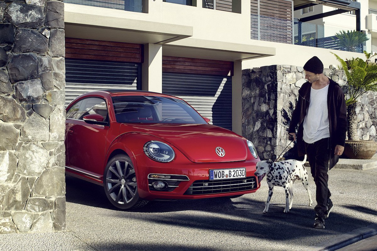 revisi n suave para la gama volkswagen beetle 2017. Black Bedroom Furniture Sets. Home Design Ideas