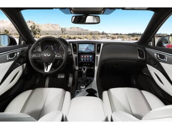 Prueba Infiniti Q60, un coupé premium de fuerte diseño