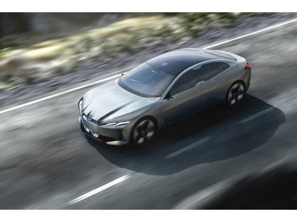 BMW i Vision Dynamics, órdago a Tesla
