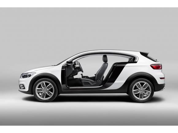 Qoros ya tiene su crossover: 3 City SUV