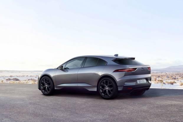 Jaguar i-Pace Black: versión especial con extra de elegancia