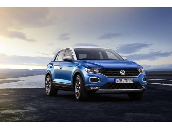 Nuevo Volkswagen T-ROC, llega el mini Tiguan