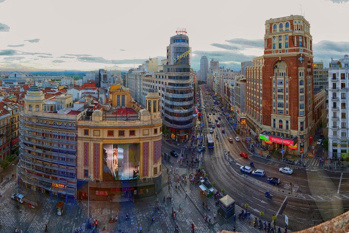 En madrid se dispara la contaminaci n y bajan la velocidad - Cerrajeros en madrid centro ...