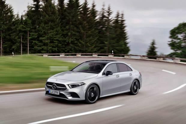Nuevo Mercedes Clase A Sedán: llega a finales de año