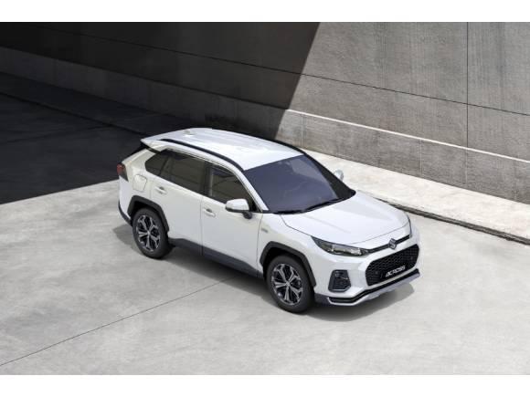 Suzuki Across: el SUV híbrido enchufable japonés para el otoño