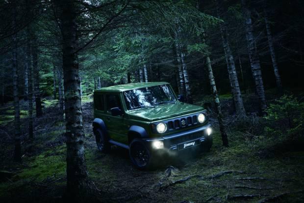Suzuki Jimny Pro ya en España: homologación, precio y equipamiento
