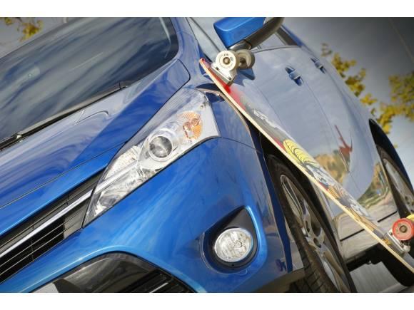 Prueba 10: Toyota Verso 130 Advance
