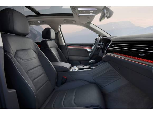Nuevo Volkswagen Touareg: primera prueba, precios y acabados
