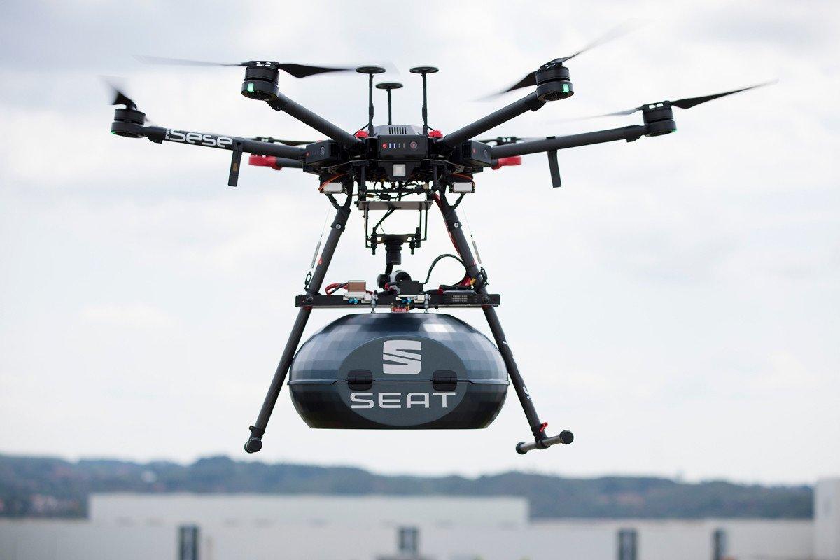 seat drones martorell