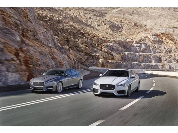 El nuevo Jaguar XF 2016, más eficiente y refinado