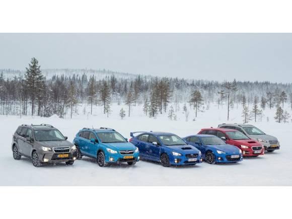 Subaru, 65 años ofreciendo fiabilidad