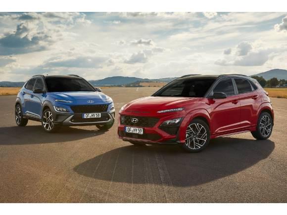 Desvelado: así es el renovado Hyundai Kona