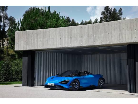 McLaren 765LT Spider: un año después llega la versión sin techo
