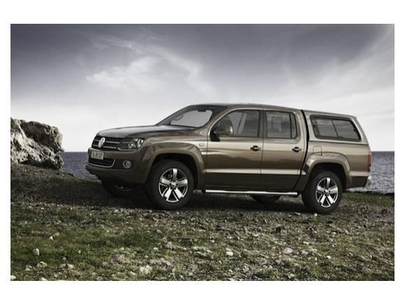 Volkswagen saca el techo duro para el pick up Amarok