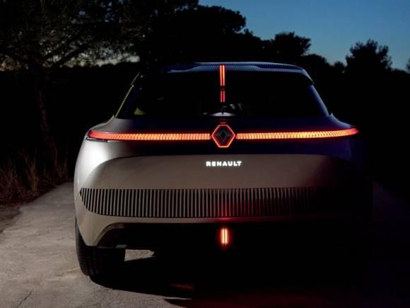 Renault Morphoz: el prototipo que son dos coches en uno