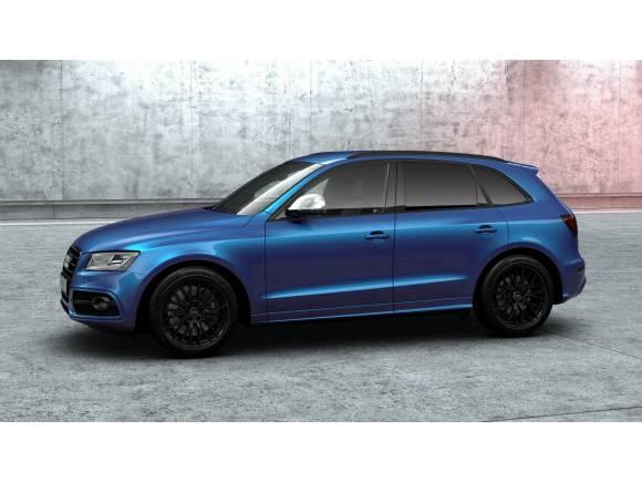 Audi SQ5 TDI Competition: más potencia para el Q5 más deportivo