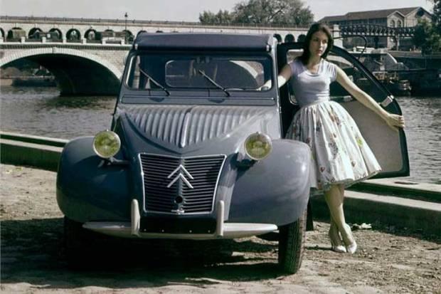 Citroën 2 CV: un coche para todos