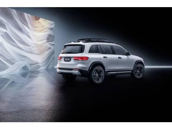 Mercedes GLB Concept, así será el SUV compacto