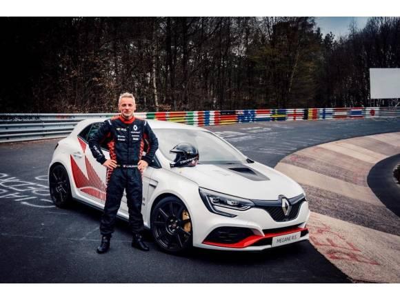 Nuevo Renault Mégane R.S. Trophy-R, rey de Nürburgring