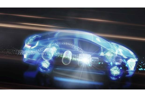 General Motors y Honda trabajan juntos en la pila de combustible