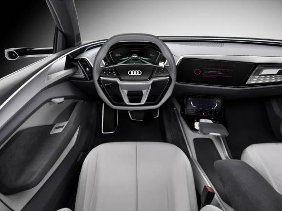 Audi Elaine concept: avanzando hacia la conducción autónoma