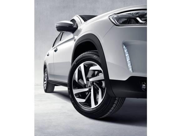 Nuevo Citroën C3-XR, sólo para China