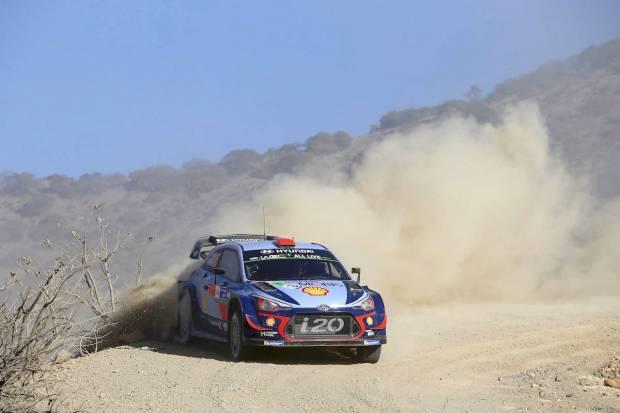 Análisis del Hyundai i20 Coupe WRC 2018