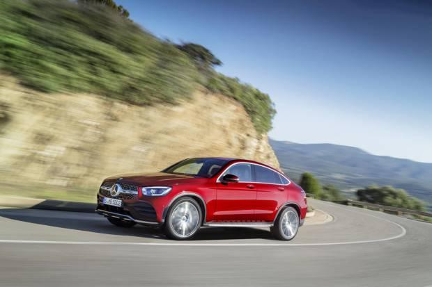 Ya a la venta el nuevo Mercedes GLC Coupé desde 54.775 euros