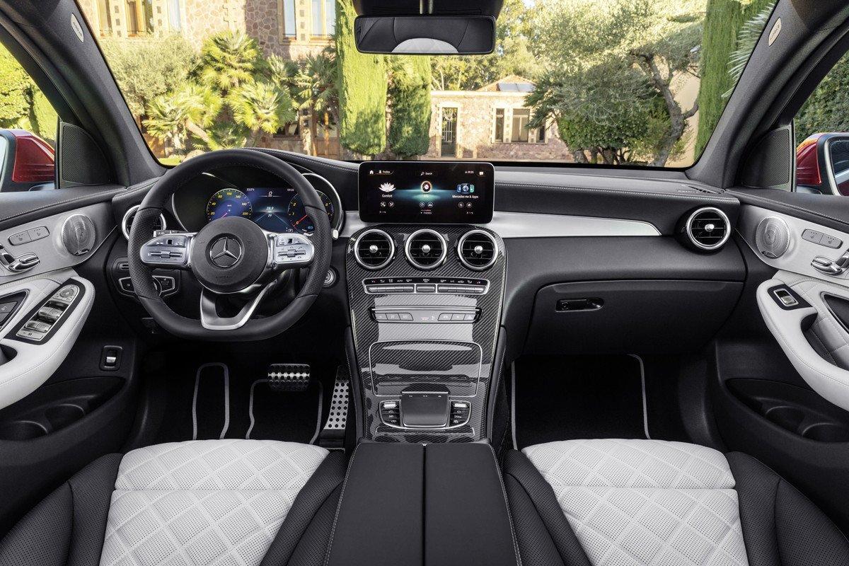 Precios Mercedes GLC Coupe