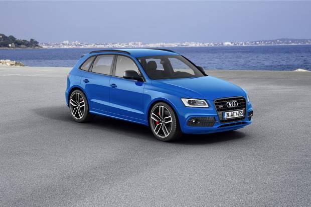 Futuros Audi SQ2, RS Q2 y SQ5: ¡Más versiones S y RS para los SUV de Audi!