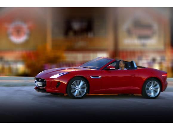 Prueba 10: Jaguar F-TYPE V6 S, el mejor deportivo de Jaguar