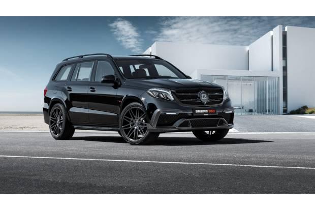 BRABUS 850 XL: 850 CV para el SUV de lujo más