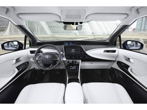 Precio del Toyota Mirai, ya se vende en Europa