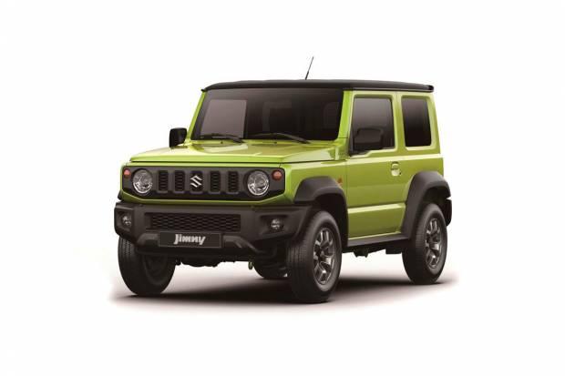 El nuevo Suzuki Jimny llegará a finales de 2018
