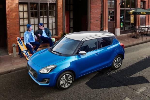 Si compras un Suzuki, no lo pagas hasta 2021... y con seguro de desempleo