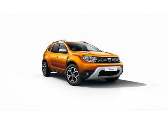 El Dacia Duster se renueva a fondo para 2018