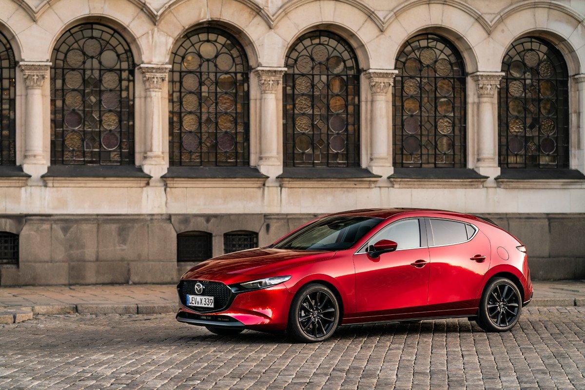 Prueba Mazda 3 SKYACTIV-X