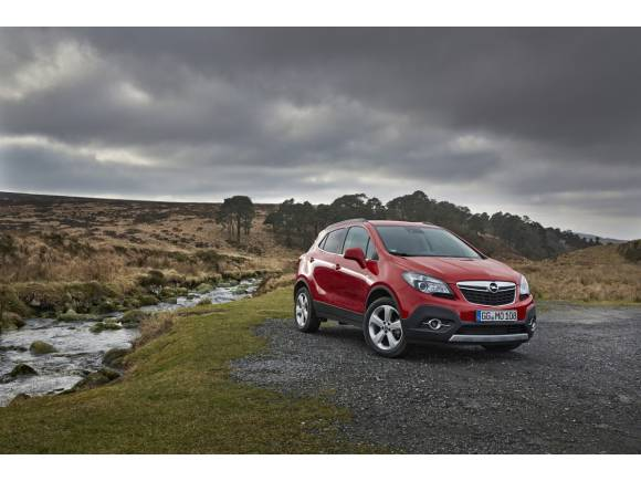 Nuevo Opel Mokka 1.6 CDTI: lo probamos en Irlanda