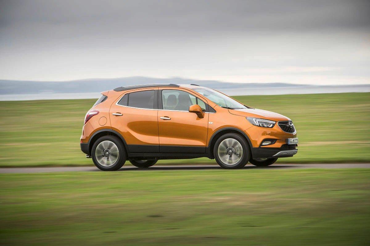 Opel Mokka X GLP