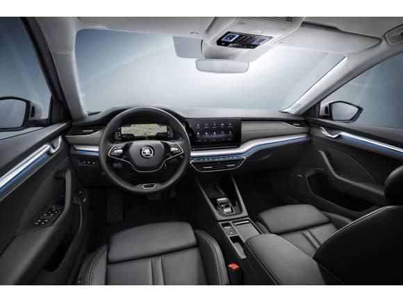 Skoda Octavia 2020: descubrimos su nueva imagen, motores y tecnologías