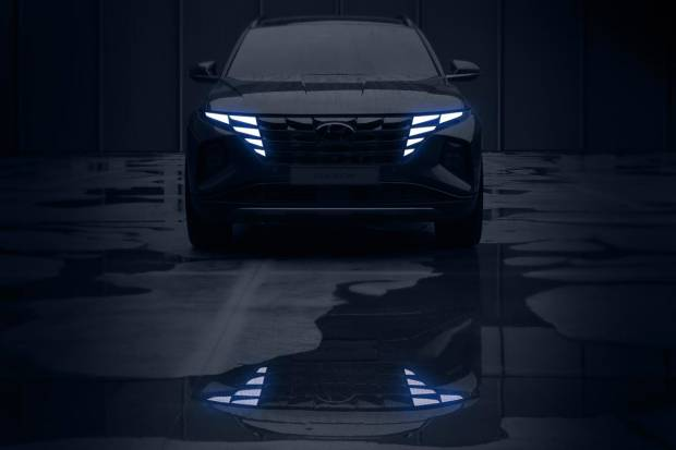 Nuevo Hyundai Tucson: ya tenemos las primeras imágenes