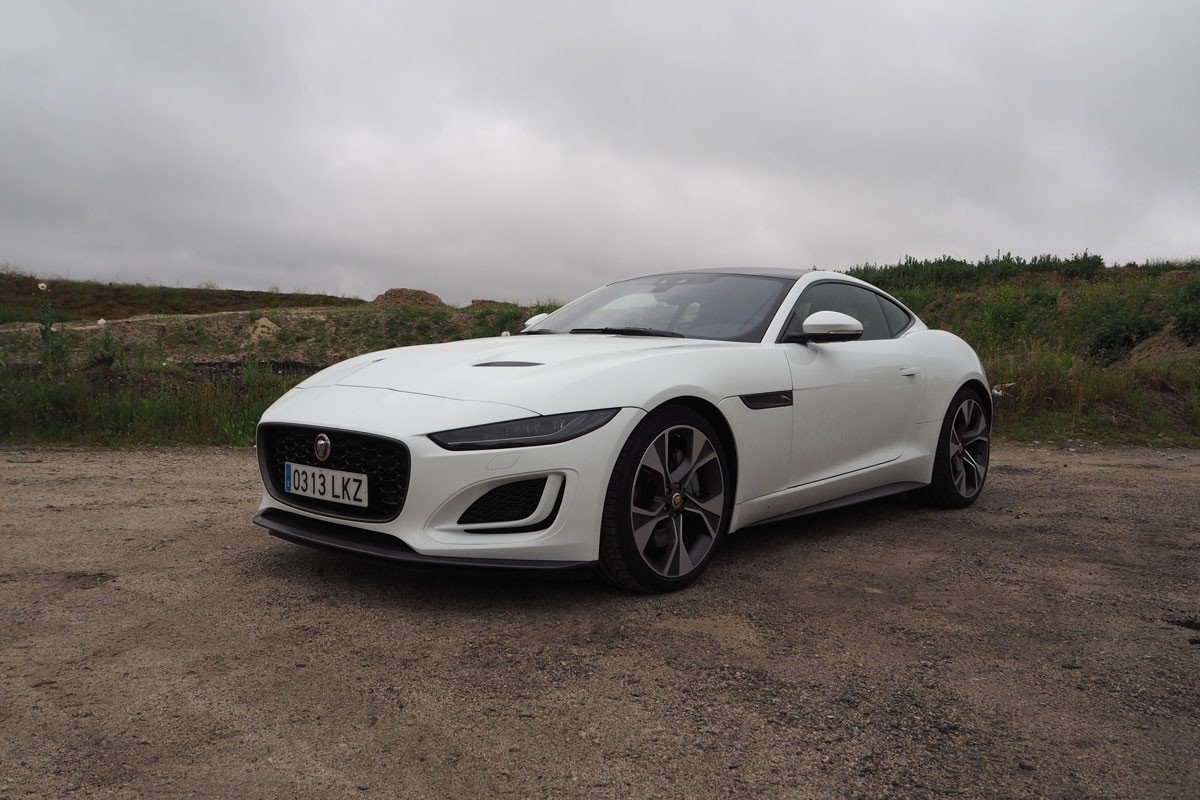 Prueba Jaguar F-TYPE