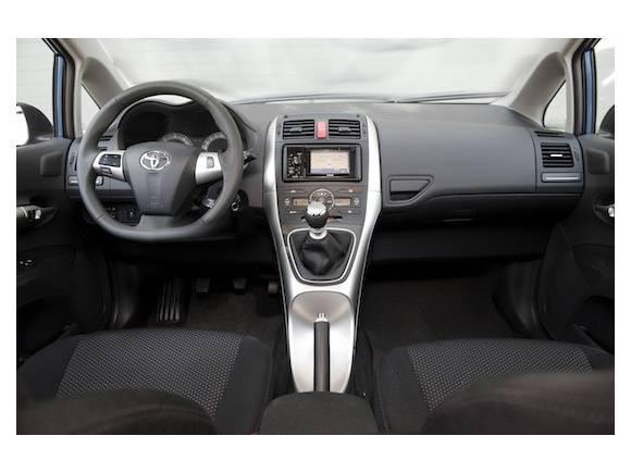 Nuevo Toyota Auris 2011