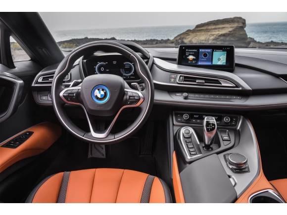 Nuevo BMW i8: ahora también Roadster