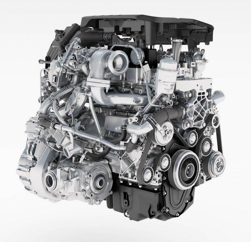 Motor Ingenium del Discovery Sport